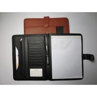 Buy cheap Simulated PU Leather padfolio/portfolio with calculator_China Printing Factory from wholesalers