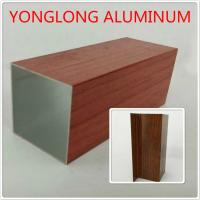 Buy cheap High Transparency Aluminium Furniture Profiles For Wardrobe , 1.2 / 1.4 Thinckness from wholesalers