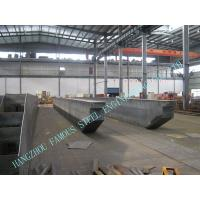 Buy cheap Rapid Site Construction Structural Steel Fabrications Warehouse In Precise Calculation from wholesalers