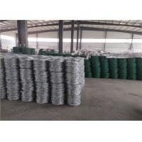 Buy cheap Barbed Iron Wire Weight Weight Of Barbed Fencing Wire Per Meter Length from wholesalers