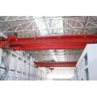 Buy cheap 2 - 40 Ton 9m Double Girder Bridge overhead Simens electrical crane systems from wholesalers