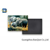 Buy cheap Custom Animal 3D Fridge Lenticular Magnet PET Material Thickness 0.6mm SGS Approval from wholesalers