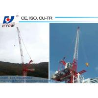 Buy cheap 55m Jib Length QTD230(5520) 16ton 260m Luffing Tower Crane with Competitive Price from wholesalers