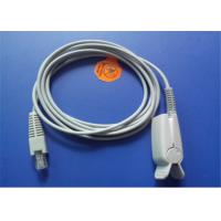 Buy cheap Palco Spo2 Sensor Probe , Soft Tip / Spo2 Finger Probe 3m Cable Length from wholesalers