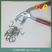 Buy cheap Metal Different Style Hog Ring Pliers / Hog Ring Staples for Sofa 30x 30 x 30 cm from wholesalers