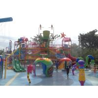 Buy cheap Commercial Water Park Skip Bucket Water Fun Park For 200 People product