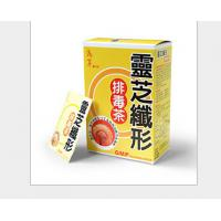 Buy cheap Lingzhi slimming tea 100% herbal slimming tea  weight loss tea from wholesalers