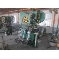 Buy cheap Heavy Duty Type Razor Wire Mesh Machine 0.3 - 0.5mm Material Thickness from wholesalers