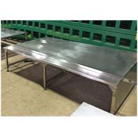 Buy cheap Stainless Lab Furniture Stainless Steel Workbench for Laboratory Hospital Workshop Use from wholesalers