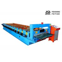 Buy cheap C10 Aluminum Roll Forming Machines , Galvanized Sheet Metal Roll Forming Machines from wholesalers