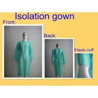 Buy cheap Round Neck Sterile Surgical Gowns , Hospital Isolation Gowns Medical Product from wholesalers