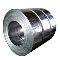 Hot Dipped Galvanized Steel Strip Coil Corrosion Resistance Chromated / Oiled G40 - G90