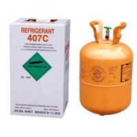 Buy cheap R407C Refrigerant with 99.9% Purity from wholesalers