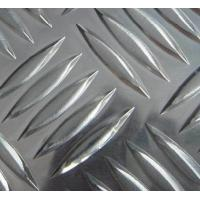 Buy cheap Alloy 3003 Diamond Plate Aluminum SheetsCorrosion Resistance For Construction from wholesalers