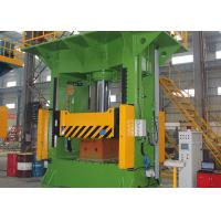 Buy cheap 68T Heavy Duty Hydraulic Press Machine Touch Screen Clamping Force 4500-12500KN product
