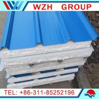 Buy cheap EPS sandwich Pane made in China l/rockwool PU sandwich panel sandwich panel price from wholesalers
