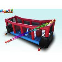 Buy cheap Wiped Out Inflatable Sports Games Equipment For Adults & Childrens from wholesalers