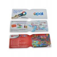Buy cheap PVC Gifts Card Holder Small Card Wallet business card Customized Logo from wholesalers