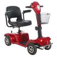 Buy cheap 9 Inch Tire 180W Electric Mobility Scooter , Electric Medical Scooter from wholesalers