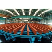 Buy cheap UIC60 railway steel rail track from wholesalers