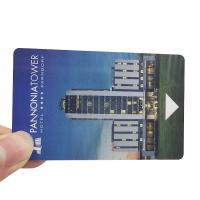 Buy cheap 13.56MHZ Mifare 1K/4K Door Locks RFID Hotel Key Cards Customized PVC Material from wholesalers