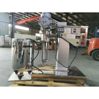 Buy cheap lab high shear mixer  with heating from wholesalers