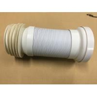 Buy cheap Adjustable Length Toilet Drain Pipe / Organ Tube With Double Layer Structure Tube Wall from wholesalers