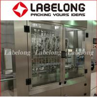 Buy cheap Low price Automatic Detergent Chemical liquid Piston Filling Machine/machinery from wholesalers