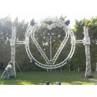 Buy cheap Wedding Events Aluminum Trusses For Mini Exhibition / Wine Party from wholesalers