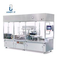 Buy cheap White Injectable Filling Machine Applicable Aseptic Conditions Fill And Seal Injection from wholesalers