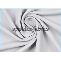 Buy cheap Cool Handfeel Matte Nylon Spandex Fabric 70D/40D Weft Knitting Summer Nighty Fabric from wholesalers