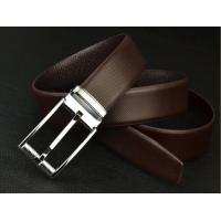 Buy cheap factory direct full grain leather pant's belts for men from wholesalers