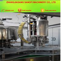 Buy cheap Automatic Ajustable Speed To Correspond Plastic Bottle Capping Machine For Screw Cap from wholesalers