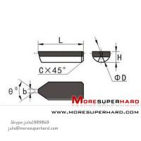 Buy cheap PCD Roller Cutting Tools,PCD boring cutter(Skype:julia1989869) from wholesalers