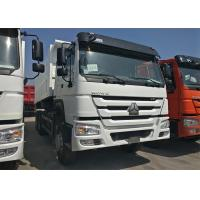 6x4 40 Ton Dump Truck, Howo Heavy Duty Tipper Trucks With 12.00R20 Tire