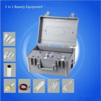 Buy cheap 5ih1 multi function beauty equipment,5 in 1 Photon ultrasonic beauty studio machine for clean face Cynthia from wholesalers