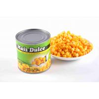 Buy cheap Canned Corn Kernels / Yellow Sweet Corn High Temperature Sterilization from wholesalers