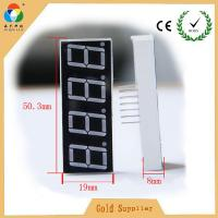 Buy cheap Annual Promotion! high quality 0.56-inch four 4 digit 7 segment led display with different colors from wholesalers