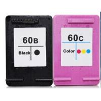 Buy cheap Printer compatible for hp 60 ink cartridge from wholesalers