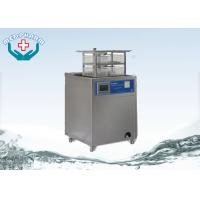 Buy cheap Medical 3 Frequencies Ultrasonic Washer Disinfector Machine / Instrument Washer Disinfector from wholesalers