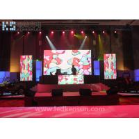 Buy cheap Indoor Led Screen Rental , RGB Led Display For Rental 2200nit Brightness product