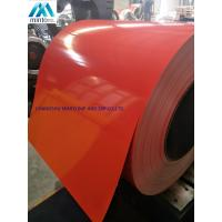 Buy cheap G3312 A755 JIS ASTM Pre Painted Galvanized Steel Coils 600mm - 1250mm Width from wholesalers