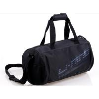 Buy cheap OEM / ODM Small Black Nylon Waterproof Duffel Bags for Travel / Sports from wholesalers