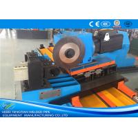 Buy cheap Galvanised Steel Pipe Cutting Saw Good Smoothness No Burrs 4.0mm Thickness ISO9001 from wholesalers