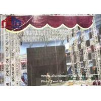 Buy cheap Spigot Dj Truss Stage Light Truss Lightweight 400×600mm Size Long Time Life Span from wholesalers
