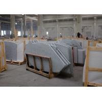 Grey White Granite Stone Tiles 2 - 3g / M³ Granite Density High Hardness