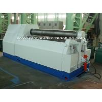 Buy cheap Four Roller Hydraulic Plate Rolling Machines CNC Sheet Bending from wholesalers
