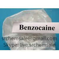 Buy cheap Benzocaine Raw Trenbolone Acetate Powder Steroids Anesthetic Pain Killer Powder 99.9% Purity from wholesalers