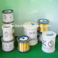 Buy cheap xinxiang bashan Hot sale high quality brass wire/EDM brass wire by China factory from wholesalers