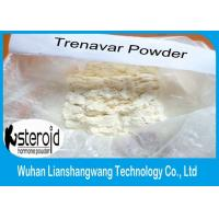 Buy cheap Trenavar / Trendione Powder Bodybuilding Anabolic Steroids CAS 4642-95-9 for Muscle Gaining from wholesalers